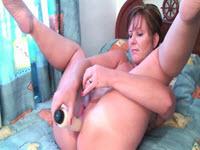 Madura masturbandose delante la camara por primera vez
